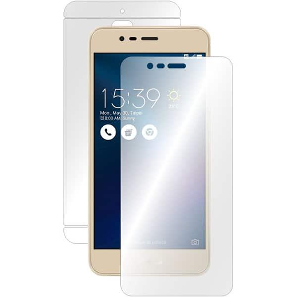 Folie protectie pentru Asus ZenFone 3 Max ZC520TL, SMART PROTECTION, fullbody, polimer, transparent