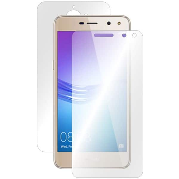 Folie protectie pentru Huawei Y6 III (2017), SMART PROTECTION, fullbody, polimer, transparent