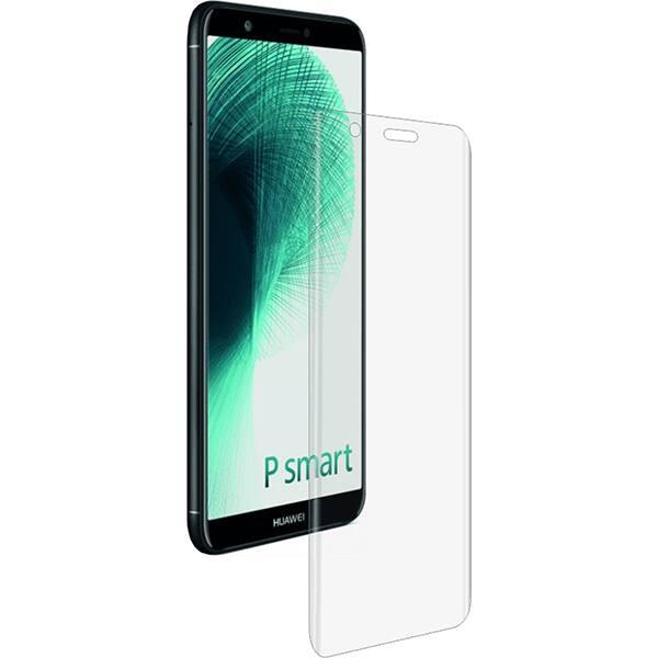 Folie protectie pentru Huawei P Smart, SMART PROTECTION, display, polimer, transparent