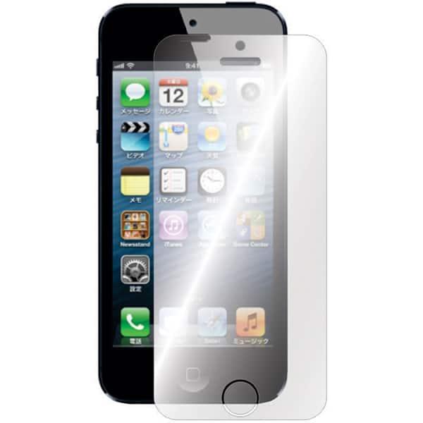 Folie protectie pentru iPHONE 5S, SMART PROTECTION, display, polimer, transparent