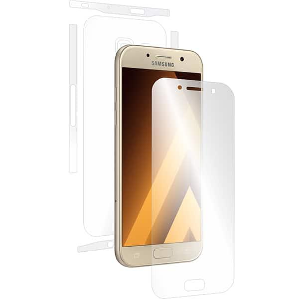 Folie protectie pentru Samsung A5, SMART PROTECTION, fullbody, polimer, transparent