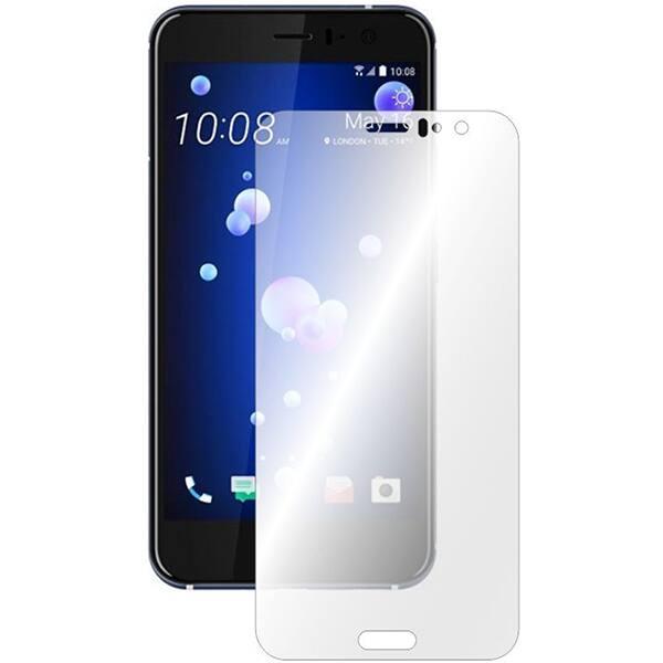 Folie protectie pentru HTC U11, SMART PROTECTION, display, polimer, transparent