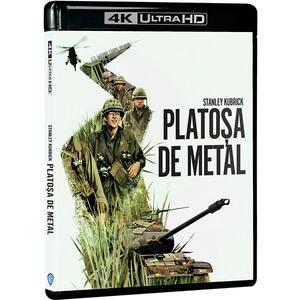 Platosa de otel Blu-ray 4K