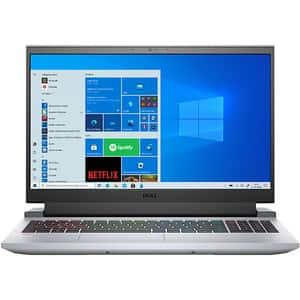 "Laptop Gaming DELL G15 Ryzen Edition 5515, AMD Ryzen 7 5800H pana la 4.4GHz, 15.6"" Full HD, 16GB, SSD 1TB, NVIDIA GeForce RTX 3060 6GB, Windows 10 Home, gri"