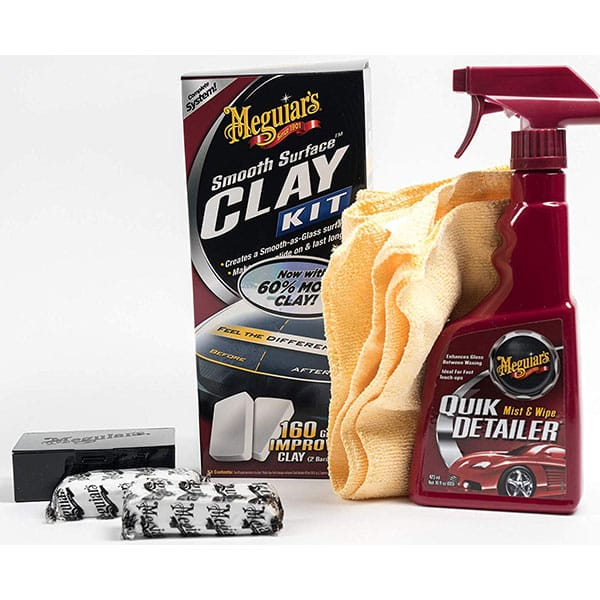 Kit curate auto MEGUIARS G1016MG