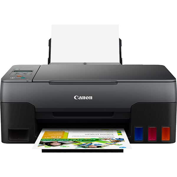 Multifunctional inkjet color CANON Pixma G3420 CISS, A4, USB, Wi-Fi