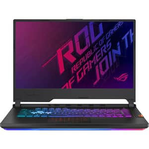 "Laptop Gaming ASUS ROG Strix Hero III G531GW-AZ288, Intel Core i7-9750H pana la 4.5GHz, 15.6"" Full HD, 16GB, 512GB SSD, NVIDIA GeForce RTX 2070 8GB, Free Dos, Midnight Black"