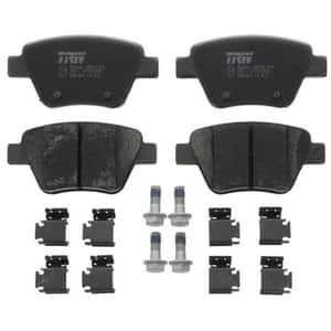 Set placute frana fata TRW GDB1841 pentru Volkswagen, Audi, Skoda, Seat