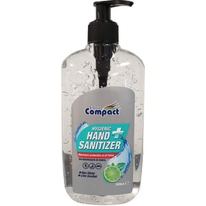 Gel igienizant pentru maini ULTRA COMPACT Hygienic, 500ml