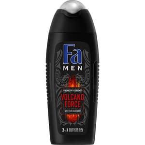 Gel de dus 3in1 FA Men Polynesia Elements Volcano Force, 400ml