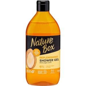 Gel de dus NATURE BOX Argan Oil, 385ml