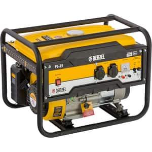 Generator electric DENZEL PS 25, 2500W, 4 timpi, benzina, autonomie 13h