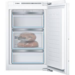 Congelator incorporabil BOSCH GIV21AFE0, 96 l, H 87.4 cm, Clasa E, alb