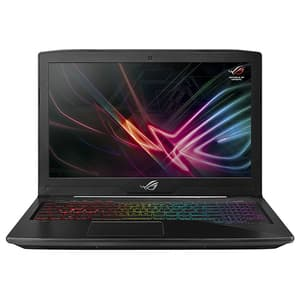"Laptop Gaming ASUS ROG Strix Scar GL503VS-EI068, Intel® Core™ i7-7700HQ pana la 3.8GHz, 15.6"" Full HD, 8GB, 1TB + SSD 256GB, NVIDIA GeForce GTX 1070 8GB, Free Dos"