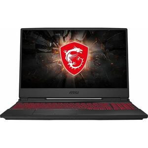 """Laptop Gaming MSI GL65 Leopard 10SFR-278XRO, Intel Core i7-10750H pana la 5.0GHz, 17.3"""" Full HD, 16GB, SSD 512GB, NVIDIA GeForce RTX 2070 8GB, Free DOS, negru"""