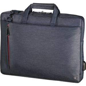 "Geanta laptop HAMA Manchester 101871, 15.6"", gri"