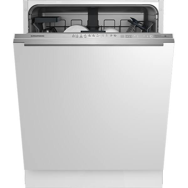 Masina de spalat vase incorporabila GRUNDIG GNV41621, 14 seturi, 6 programe, 60 cm, clasa A++