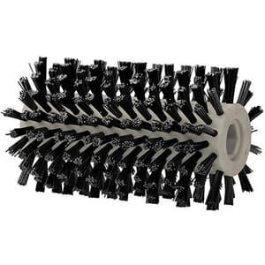 Perie GLORIA Soft, pentru suprafete de piatra, 16.5 cm, negru