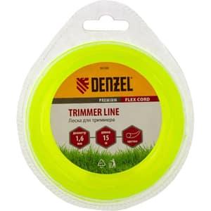 Fir trimmer DENZEL 961067, rotund, 1.6 mm x 15 m, Flex Cord