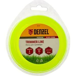 Fir trimmer DENZEL 961077, rotund, 2.0 mm x 15 m, Flex Cord