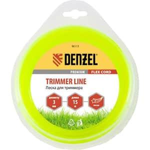 Fir trimmer DENZEL 961137, stea, 3.0 mm x 15 m, Flex Cord