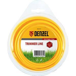 Fir trimmer DENZEL 9614177, rotund, 2.7 mm x 15 m