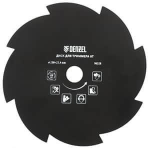 Disc trimmer DENZEL 963287, 230 x 25.4 mm, grosime 1.6 mm, 8 lame, otel