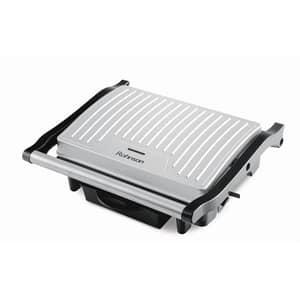 Gratar electric RONHSON R2104, 1500W, argintiu-negru