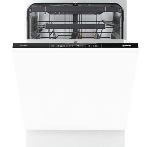 Masina de spalat vase incorporabila GORENJE GV64161, 16 seturi, 5 programe, 60 cm, clasa A+++