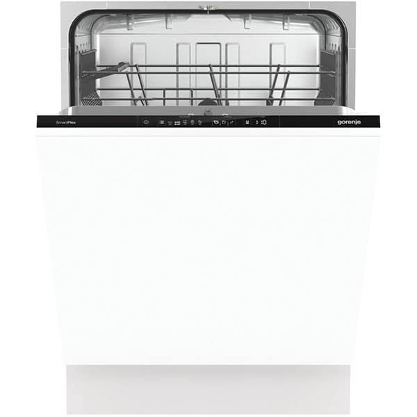Masina de spalat vase incorporabila GORENJE GV631D60, 12 seturi, 5 programe, 60 cm, Clasa A+++, alb
