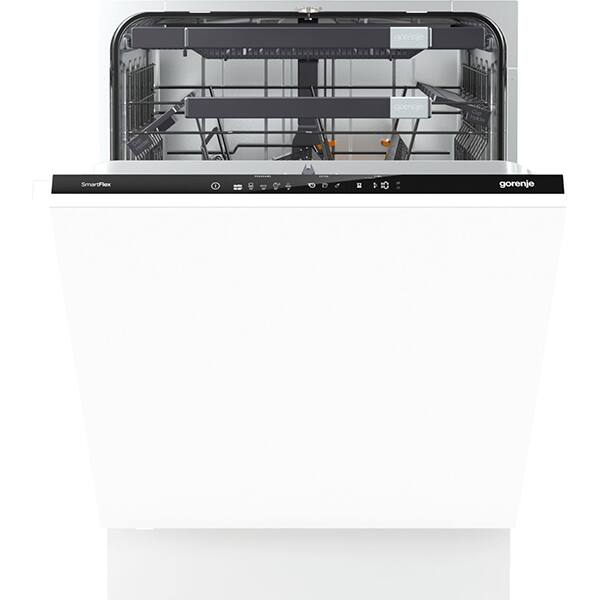 Masina de spalat vase incorporabila GORENJE GV67260, 16 seturi, 5 programe, 60 cm, clasa A+++