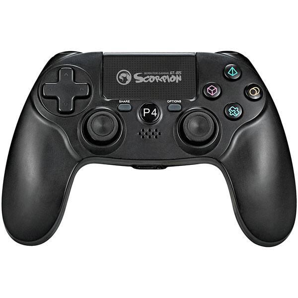 Gamepad MARVO GT-015 (PS4,PC), negru
