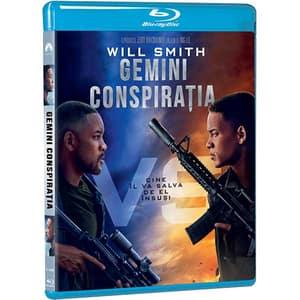 Gemini: Conspiratia Blu-Ray