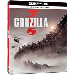Godzilla Blu-ray 4K Steelbook