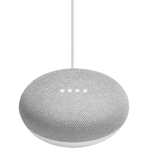 Boxa inteligenta GOOGLE Home Mini, Wi-Fi, Bluetooth, Google Assistant, alb