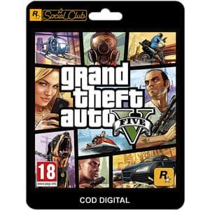 Grand Theft Auto V (GTA 5) PC (licenta electronica Social Club)