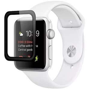 Folie Tempered Glass pentru Apple Watch 40mm, PROMATE Guardio-40, display