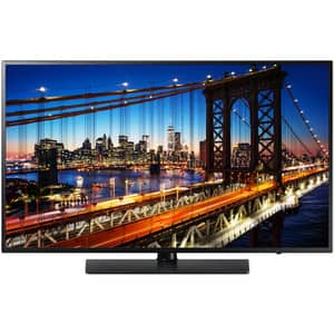 "Display profesional SAMSUNG HG32EF690DBXEN, 32"", Full HD, Wi-Fi, negru"