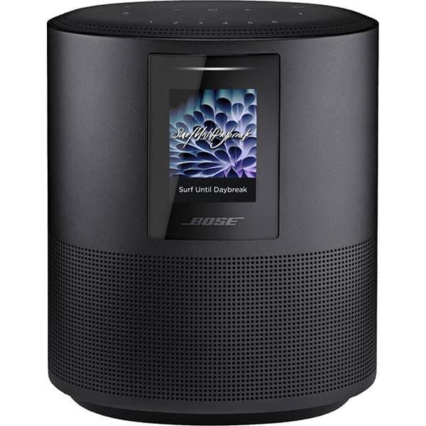 Boxa inteligenta BOSE Home Speaker 500, Bluetooth, Wi-Fi, negru