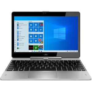 "Laptop 2 in 1 HP EliteBook Revolve 810 G3, Intel® Core™ i5-5300U pana la 2.9GHz, 11.6"" HD Touch, 4GB, SSD 256GB,  Intel® HD Graphics 5500, Windows 10 Pro, Argintiu"