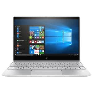 "Laptop HP Envy 13-ah0012nn, Intel Core i7-8550U pana la 4GHz, 13.3"" Full HD, 8GB, SSD 128GB, NVIDIA GeForce MX150 2GB, Windows 10 Home"