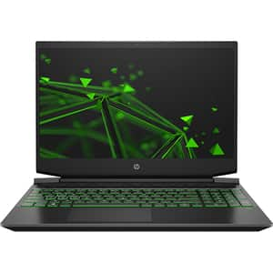 "Laptop Gaming HP Pavilion 15-ec1039nq, AMD Ryzen 7-4800H pana la 4.2GHz, 15.6"" Full HD, 8GB, SSD 512GB, NVIDIA GeForce GTX 1650 Ti 4GB, Free DOS, negru"
