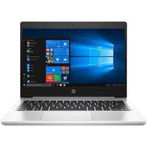 """Laptop HP ProBook 430 G7, Intel Core i7-10510U pana la 4.9GHz, 13.3"""" Full HD, 16GB, SSD 512GB, Intel UHD Graphics 620, Windows 10 Pro, argintiu"""
