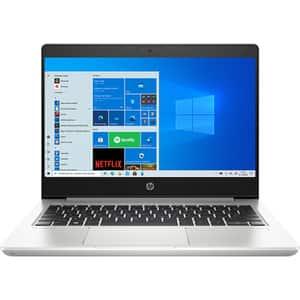 """Laptop HP ProBook 430 G7, Intel Core i7-10510U pana la 4.9GHz, 13.3"""" Full HD, 16GB, SSD 512GB, Intel UHD Graphics, Windows 10 Pro, argintiu"""