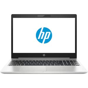 "Laptop HP ProBook 450 G6, Intel Core i3-8145U pana la 3.9 GHz, 15.6"" Full HD, 4GB, 1TB, Intel UHD Graphics 620, Free DOS, argintiu"