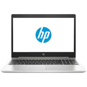 "Laptop HP ProBook 455 G7, AMD Ryzen 7 4700U pana la 4.1GHz, 15.6"" Full HD, 8GB, SSD 512GB, AMD Radeon Graphics, Free DOS, argintiu"