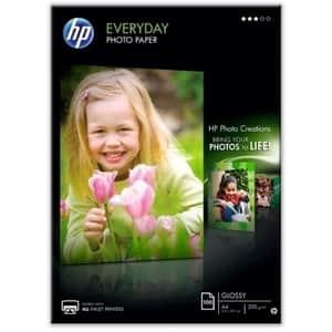Hartie copiator HP Q2510A Glossy, A4, 100 coli