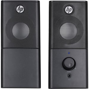 Boxe gaming HP DHS-2101, 2.0, 6W, negru