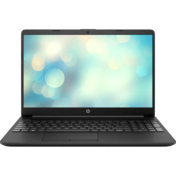 """Laptop HP 15-dw2001nq, Intel Core i5-1035G pana la 3.9GHz, 15.6"""" Full HD, 8GB, SSD 256GB, NVIDIA GeForce MX130 2GB, Free DOS, negru"""