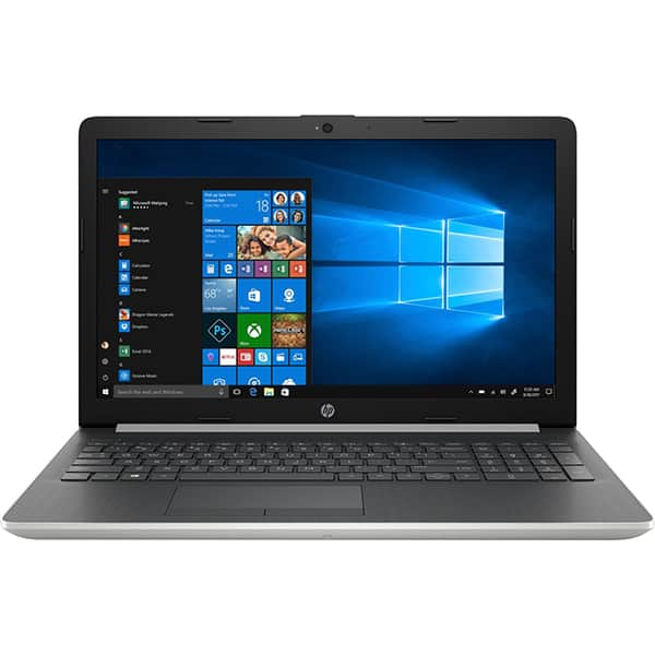 """Laptop HP 15-da0136nq, Intel Core i3-7100U 2.4GHz, 15.6"""" Full HD, 4GB, SSD 256GB, Intel HD Graphics 620, Windows 10 Home"""